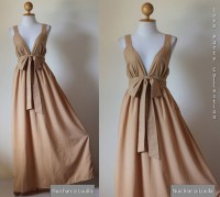 Light Brown Bridesmaid Dresses - Wedding Dresses Asian