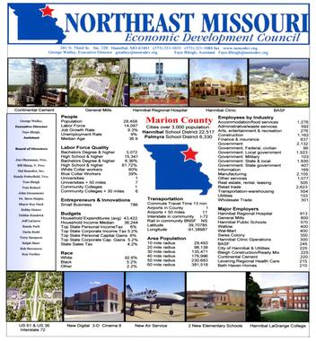 Northeast Missouri Economic Development Council Economic