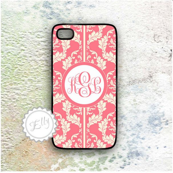 monogrammed phone cases for iphone 4s