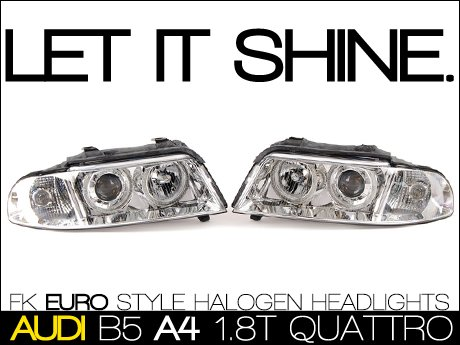 Bmw Halogen Headlights, Bmw, Free Engine Image For User