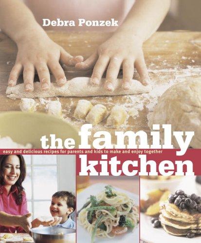 cookbook review of the family kitchen by debra ponzek
