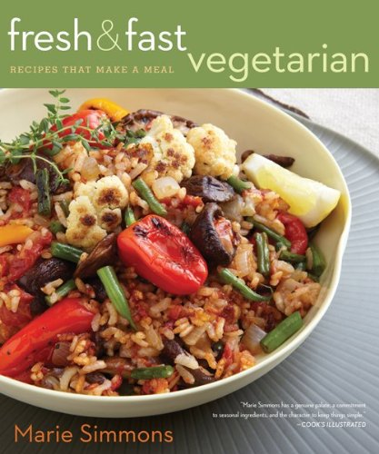 Fresh and fast vegetarian review