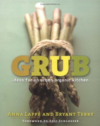 cookbook review of grub by anna lappe