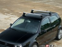 ECS News Volkswagen MKIV Roof Rack Base Bars