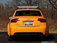 ECS News B6/B7 Audi Sedan Roof Rack Base Bars