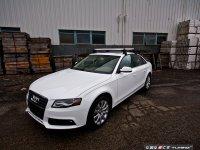 ECS News Audi B8 A4/S4 Roof Rack Base Bars