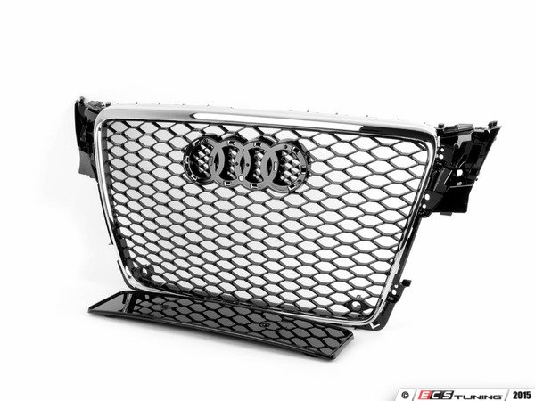 :: ECS Tuning :: B8 Pre-Facelift ECS RS4 Mesh Style Grilles!!