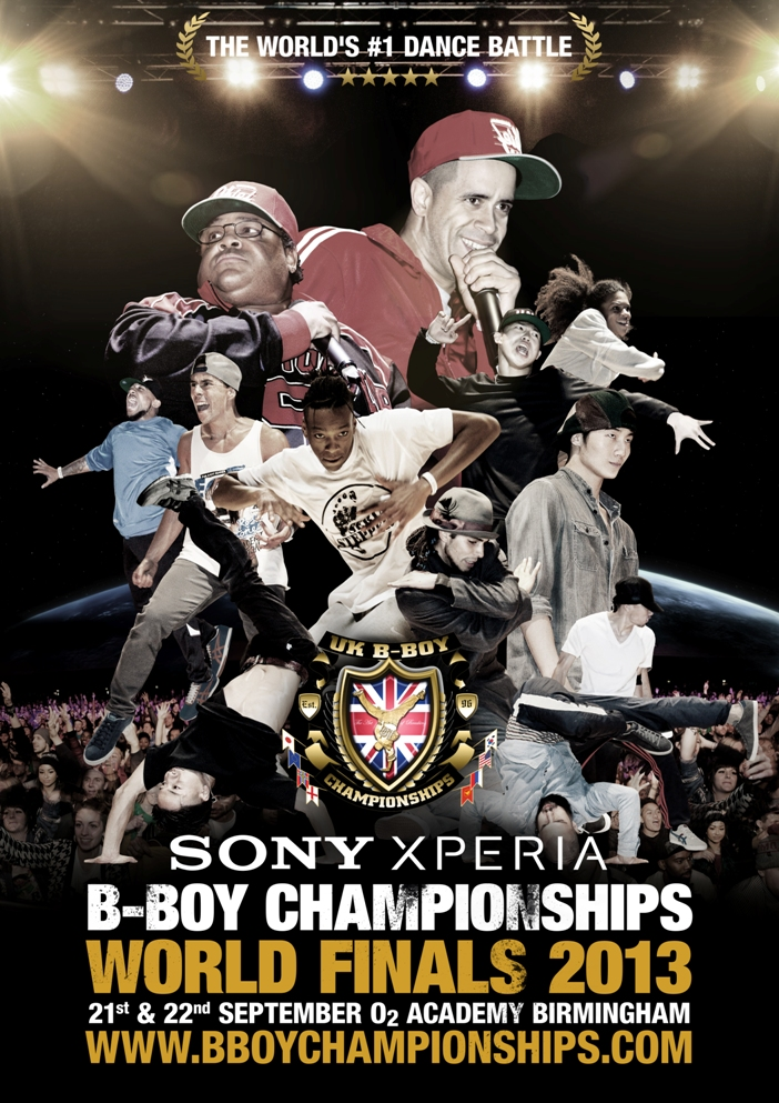Sony Xperia B-Boy Championships World Finals 2013