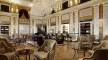 1873 Hallensalon Bar Vienna Hotel Imperial
