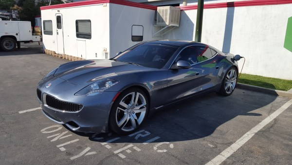 automotive Fisker Karma (Now Called Karma Revero) Back In Production