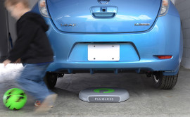 Plugless Power Nissan LEAF
