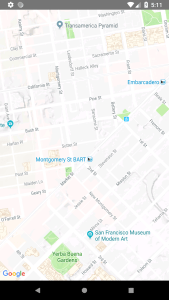 React Native Working With Google Map