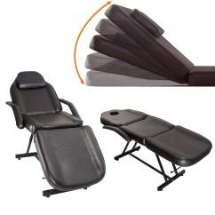 Massage Chair Bed Desk Yellow Balance Table Set Facial Treatment