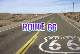 Jann Scott's Route 66 Travel Series