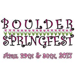 Boulder SpringFest 2017