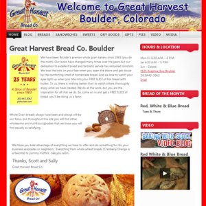 Great Harvest Bread Co. Boulder