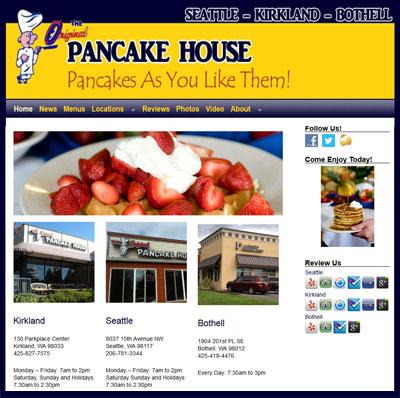 Original Pancake House Boulder