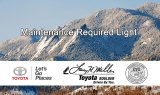 Maintenance Required Light Service at Boulder Toyota
