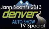 Jann Scott's 2013 Denver Auto Show - Promo Breaker