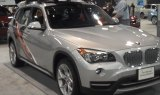 BMW X1 Display at the 2013 Denver Auto Show