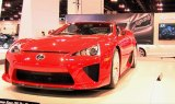 Lexus LFA Display at the 2013 Denver Auto Show