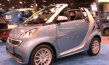 Smart Car Display at the 2013 Denver Auto Show