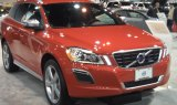 Volvo XC60 Display at the 2013 Denver Auto Show