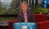 Red Cross - Ellen DeGeneres Public Service Announcement