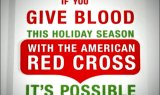 Red Cross - Holiday Blood Donation