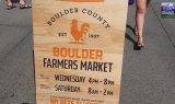 Boulder County Farmers Market 2015