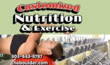 Customized Nutrition and Exercise Commercial