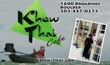 Khow Thai Cafe - Commercial