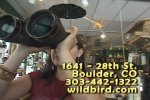 Wild Bird Center of Boulder Ad