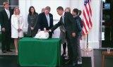 President Obama Pardons White House Turkey
