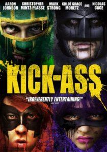 Kick-Ass - Movie Poster