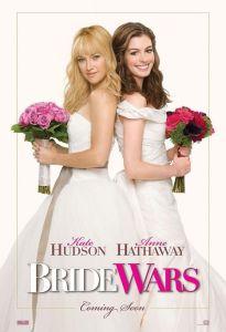 Bride Wars - Movie Poster
