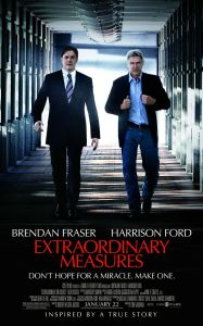 Extraordinary Measures - Movie Poster