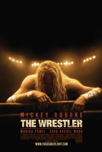 The Wrestler - Movie Poster