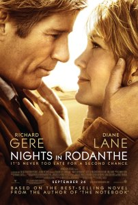 Nights in Rodanthe - Movie Poster