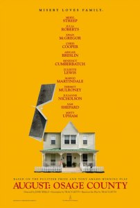 August: Osage County - Movie Poster