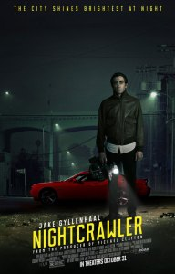 Nightcrawler - Movie Poster