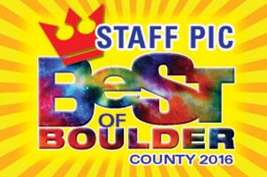Boulder Weekly's Best of Boulder
