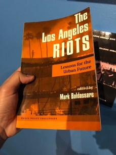 The Los Angeles riots
