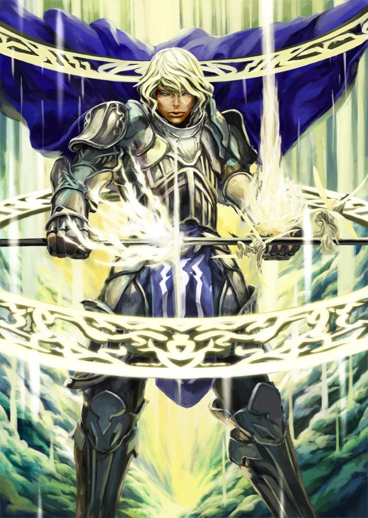 「魔法円の英雄」