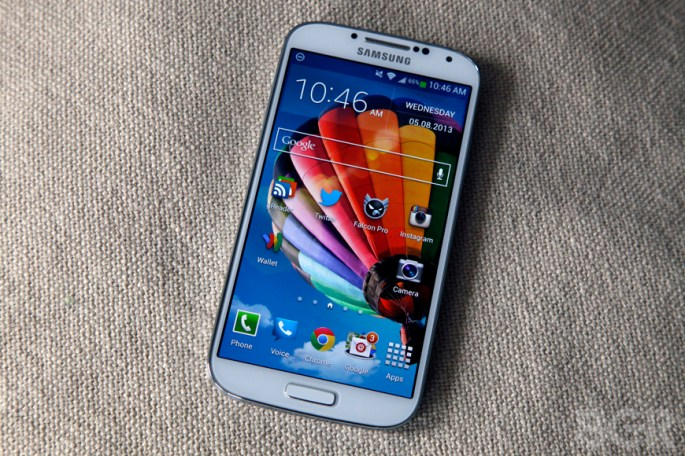 Verizon Galaxy S4 KitKat Update