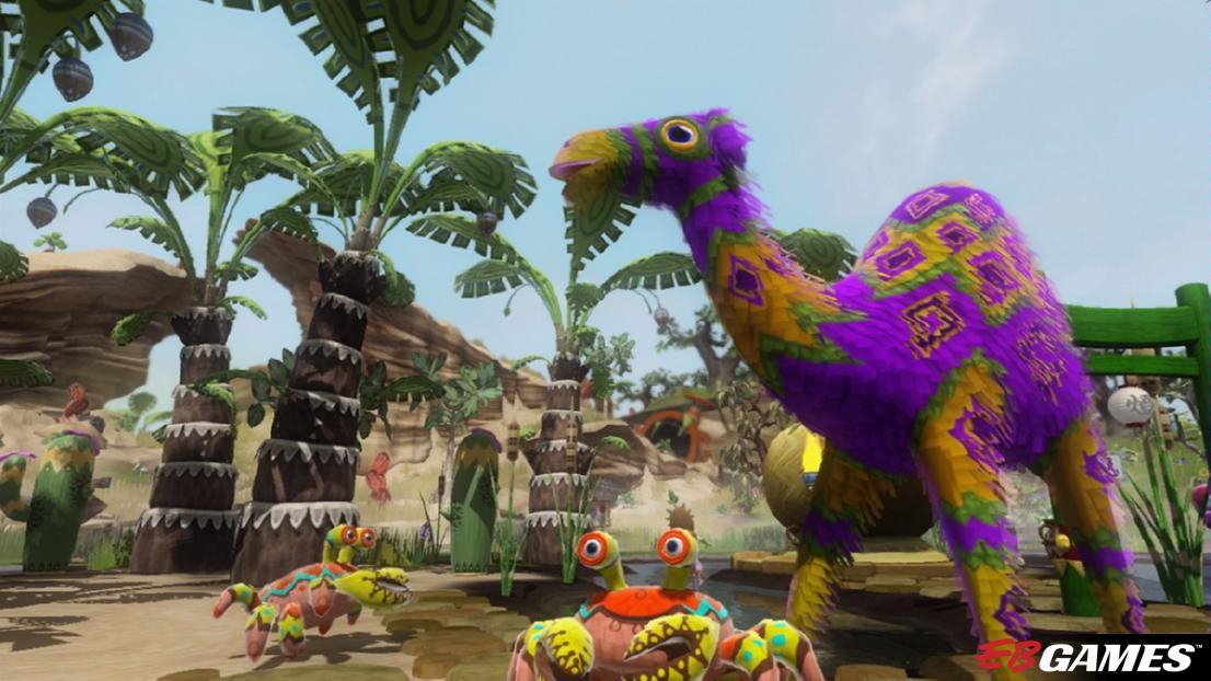 Viva Pinata Trouble In Paradise Preowned EB Games Australia