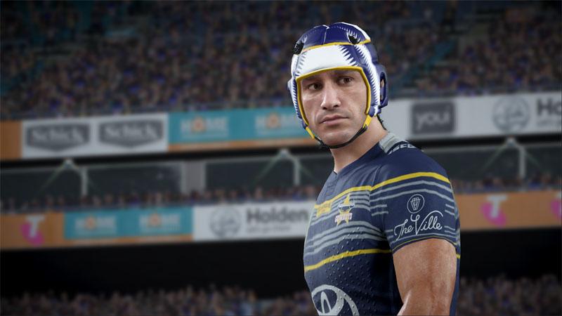 Rugby League Live 4 EB Games Australia