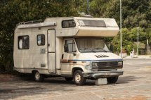 White And Gray Motorhome Free Peakpx