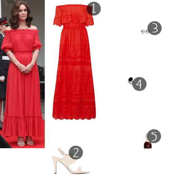 Get Her Look - Kate Middleton