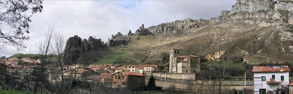 Burgos vistas de Pancorbo 02